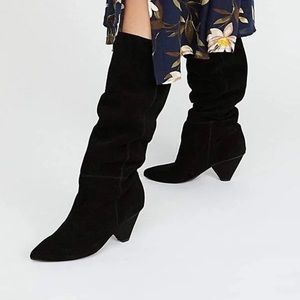 Jeffrey Campbell Senita Slouch Boots